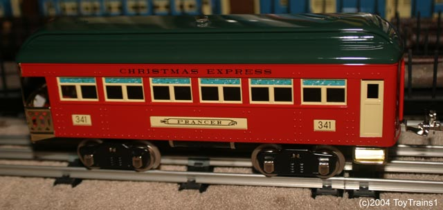 Standard Gauge Christmas Set