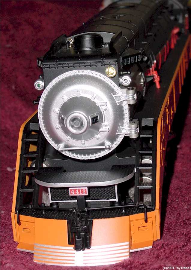 MTH Premier GS-2 Daylight